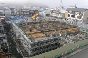 遠野市役所新庁舎建設工事